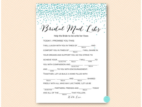 bs472t-mad-libs-vows-teal-glitter-bridal-shower-game