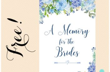 free-memory-for-the-bride-sign