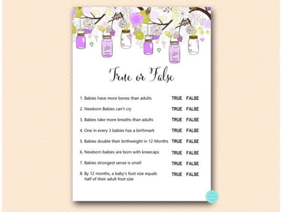 tlc475-true-or-false-trivia-purple-mason-jar-baby-shower-game