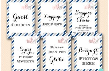 travel-themed-party-table-signs