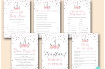 pink-and-silver-unicorn-baby-shower-game-package-instant-download