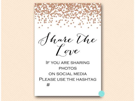 bs155-hashtag-share-the-love-social-media-rose-gold-bridal-shower-sign