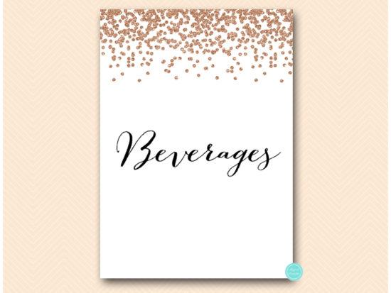 bs155-sign-beverages-rose-gold-bridal-shower-sign