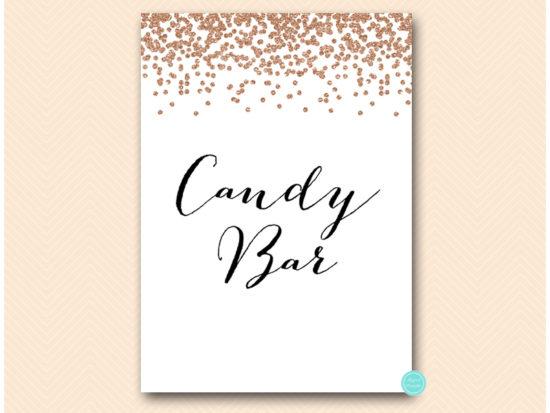 bs155-sign-candy-bar-rose-gold-bridal-shower-sign