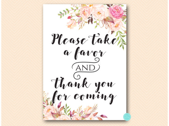 bs546-sign-favor-thanks-for-coming-bohemian-decor-table-sign