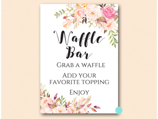 bs546-sign-waffle-bar-bohemian-decor-table-sign