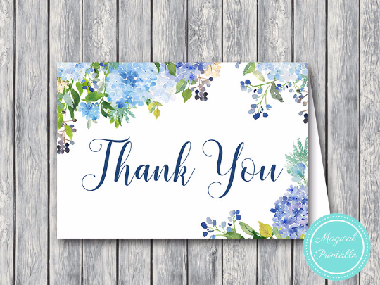 blue-hydrangea-wedding-thank-you-cards-tent