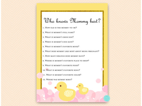 tlc574-who-knows-mommy-best-pink-girl-rubber-duck-baby-shower-game