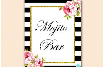 bs10-mojito-bar-sign-black-stripes-with-floral