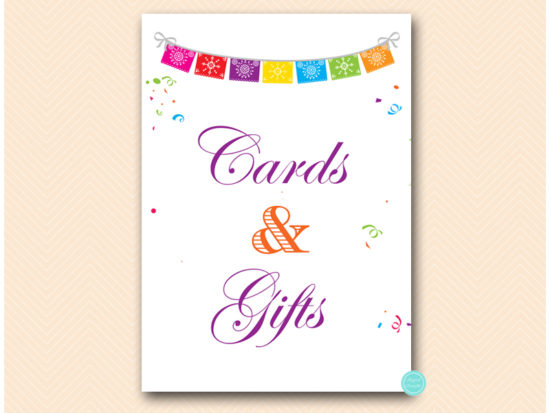 bs136-sign-cards-gifts-fiesta-decoration-sign