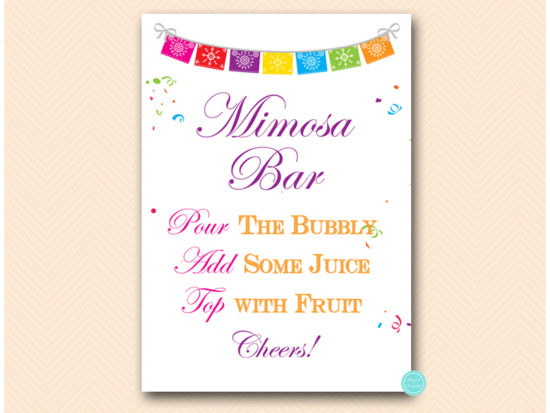 bs136-sign-mimosa-bar-fiesta-decoration-sign