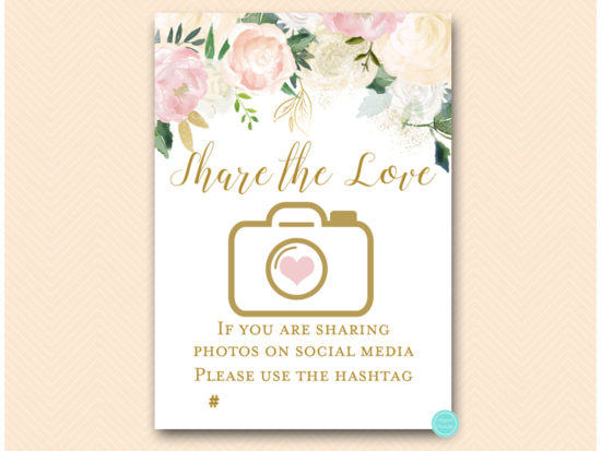 bs530p-sign-hashtag-share-the-love-camera-pink-blush-party-table-signs