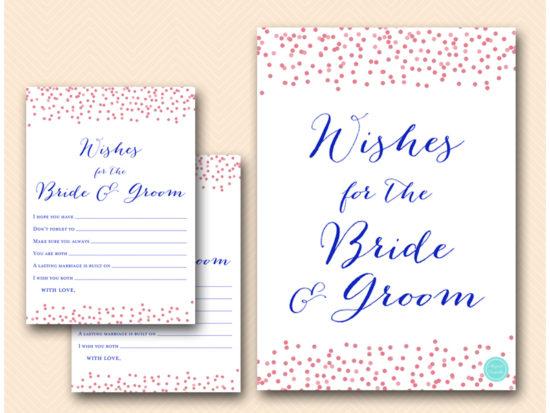 bs578-wishes-for-bride-groom-sign-rose-gold-navy-bridal-shower