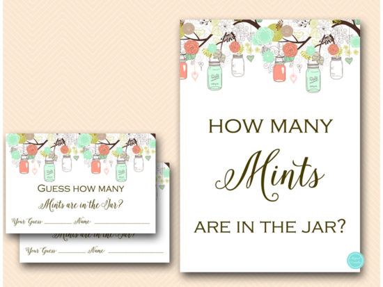 bs64-how-many-mints-in-the-jar-mint-coral-mason-bridal-shower-game