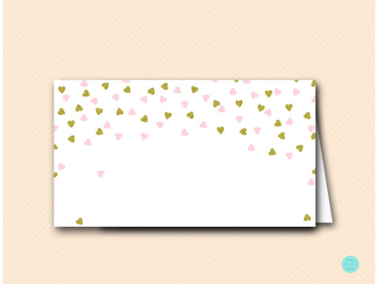 sn484-labels-tent-pink-gold-food-labels-bridal-baby