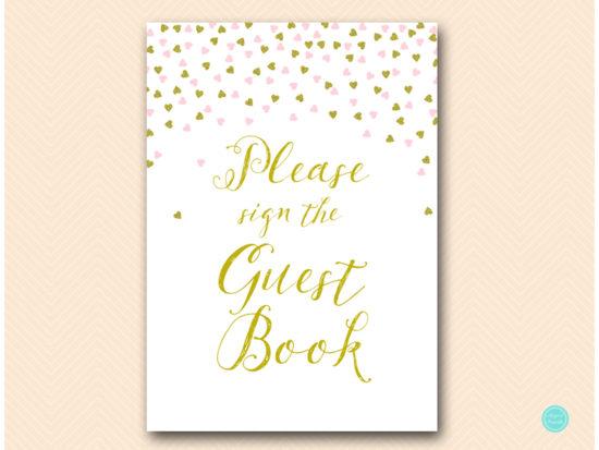 sn484-sign-guestbook-pink-gold-bridal-shower-decoration-sign