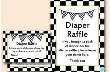 tlc113-diaper-raffle-card-sign-lime-green-racing-baby-shower5