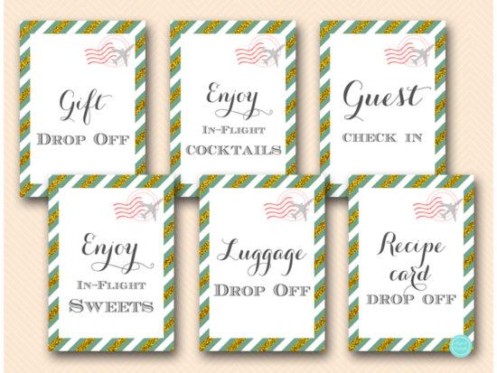 green-gold-travel-bridal-shower-wedding-printable-signs