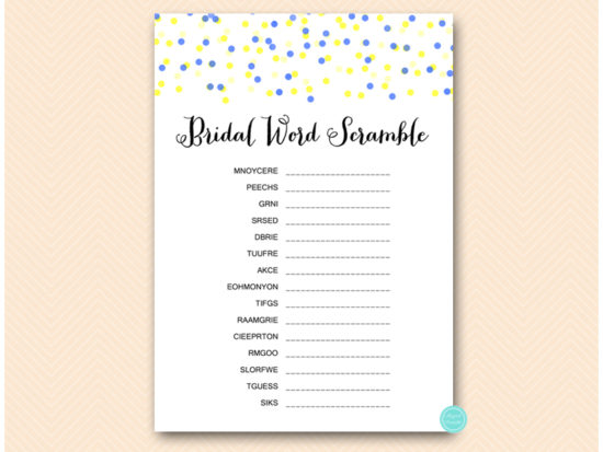 bs580-scramble-bridal-word-blue-yellow-bridal-shower-game