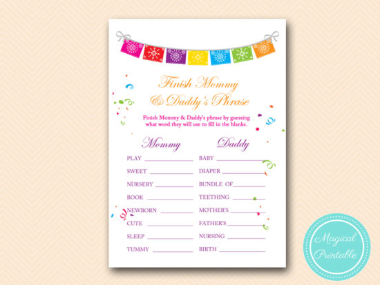 tlc107-finish-mommy-daddys-phrase-fiesta-baby-shower-game