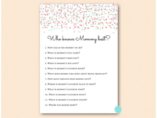 tlc583-who-knows-mom-best-mint-coral-baby-shower-games