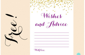 free-purple-and-gold-wishes-and-advice-card