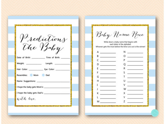 baby-blue-stripes-baby-shower-games-baby-name-race