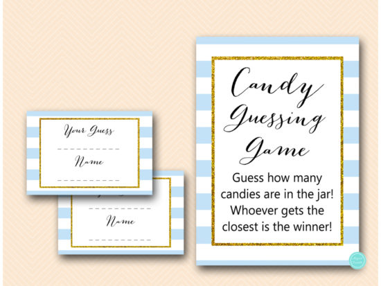 baby-blue-stripes-baby-shower-games-candy-guessing-game