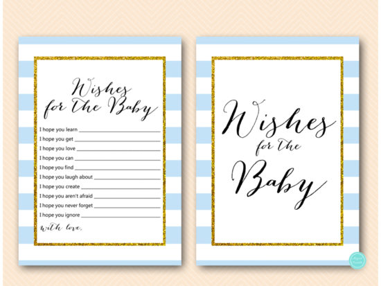 baby-blue-stripes-baby-shower-games-wishes-for-the-baby