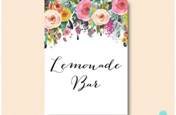 sn34-sign-lemonade-bar-floral-garden-drink-sign-printable