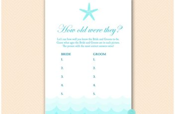 how-old-were-they-beach-bridal-shower-game