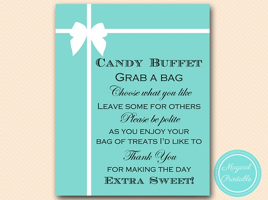 bs54-sign-candy-buffet-bag-of-treats-tiffany-bridal-shower-thank-you-sign