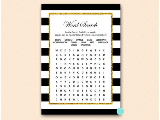 bs61-word-search-gold-black-stripes-bridal-bachelorette-game