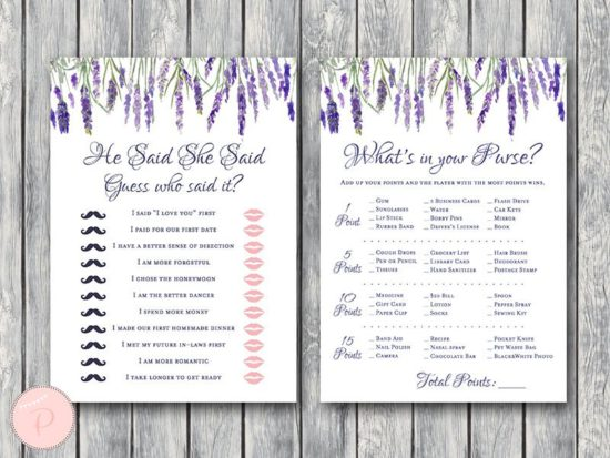 lavender-bridal-shower-games-package-he-said-she-said
