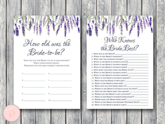 lavender-bridal-shower-games-package-how-old-was-bride