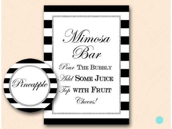 bs511n-sign-mimosa-bar-b-black-stripes-silver-glitter-bridal-shower-wedding-juice-tags
