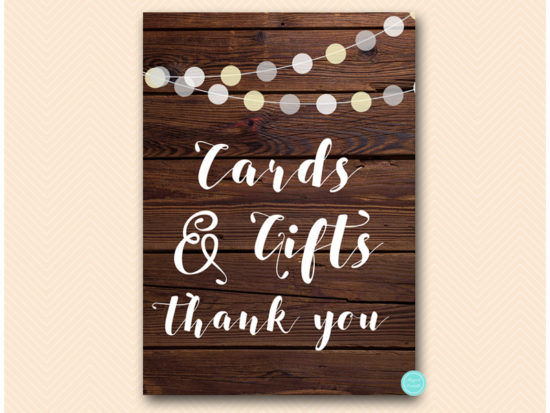 sn598-sign-cards-gifts-rustic-night-lights-wooden-background