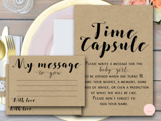 tlc596-time-capsule-sign-5x7-kraft
