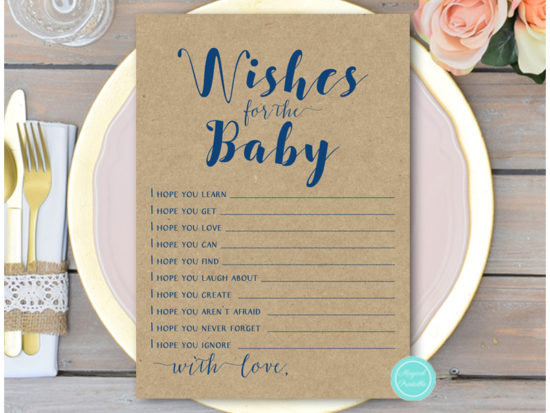 tlc596n-wishes-for-baby-card-navy-rustic-baby-shower-games