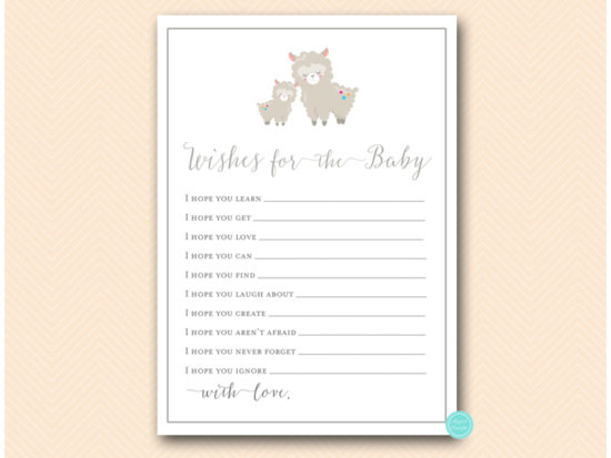 tlc603-wishes-for-baby-llama-baby-shower-game
