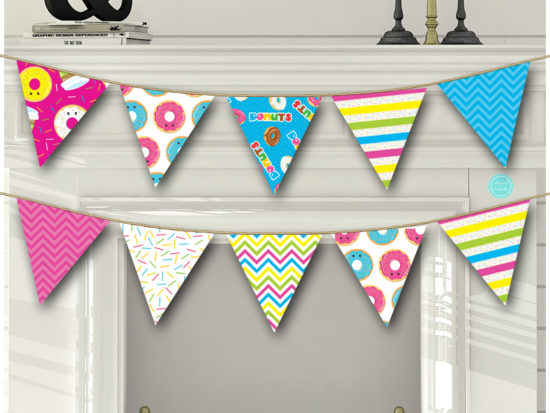 sn609-sprinkle-donut-party-banner-printable