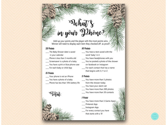 ws73-whats-in-your-phone-pinecone-winter-baby-shower-game