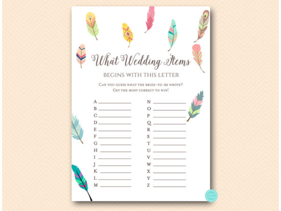 bs60-abc-wedding-items-boho-bridal-shower-game