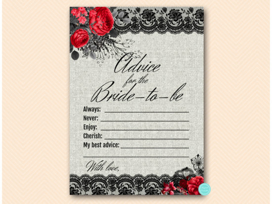 bs622-advice-for-bride-gothic-bridal-shower-game