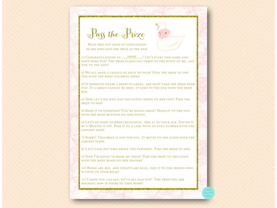 bs627-pass-the-prize-pink-gold-swan-baby-shower-game