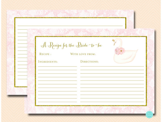 bs627-receipt-for-brideg-pink-gold-swan-bridal-shower-game