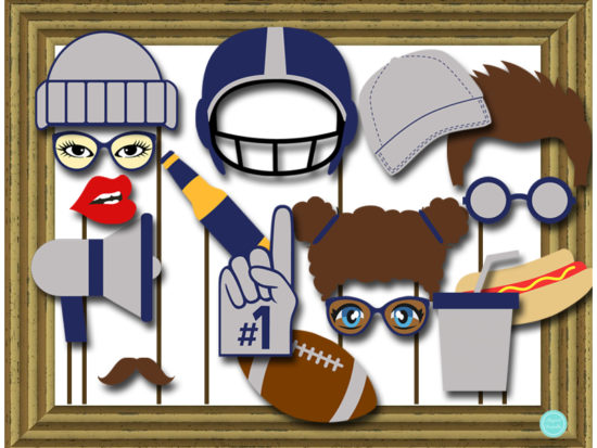 pb103-football-touchdown-party-photobooth-props-printable-download