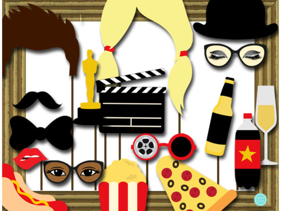 pb105-hollywood-movie-party-photobooth-props-printable
