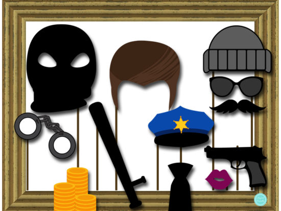 pb107-police-robber-party-photobooth-props-printable
