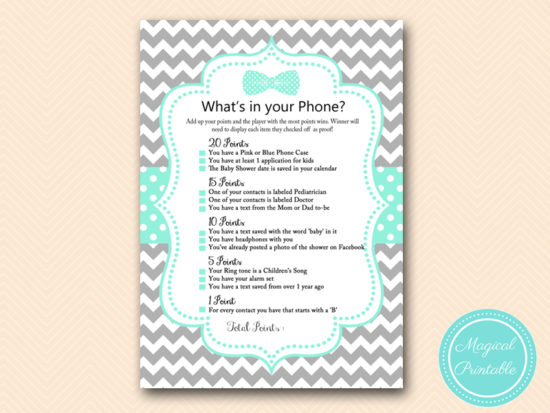 tlc405-whats-in-your-phone-little-man-baby-shower-game-bows